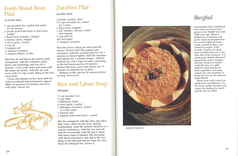 Food diane publishings blog jonathans favorite recipe is for burghul a wholesome and delicious wheat base forumfinder Image collections
